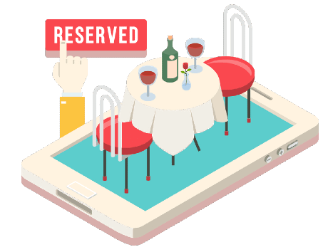 Build restaurant website easily